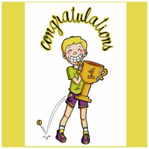 Carte de voeu A5_Congratulations
