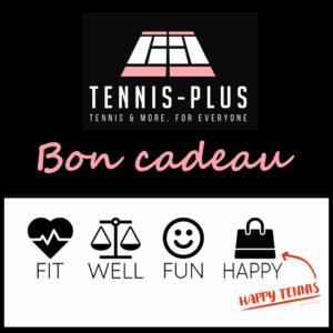 Bon Cadeau TENNIS-PLUS