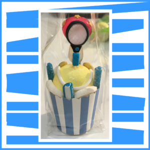 HAPPY TENNIS_Cupcake de bonbons